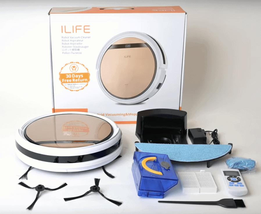 Ilife V5s Pro Robot Aspirapolvere Recensione